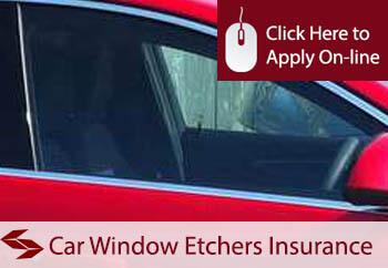 Car Window Etchers Employers Liability Insurance