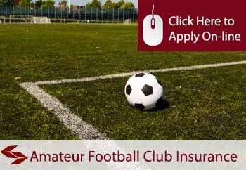 amateur football club commercial combined insurance