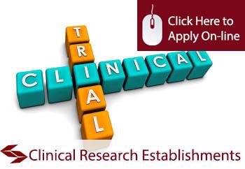 Clinical Research Establishments Employers Liability Insurance