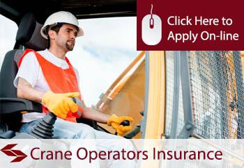 Crane Operators Liability Insurance