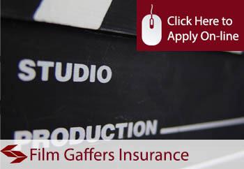 Film Gaffers Public Liability Insurance