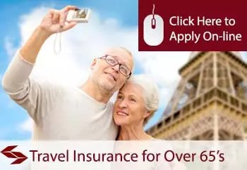 travel insurance for the over 65s