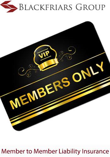member to member liability insurance