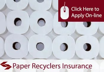 paper recyclers insurance