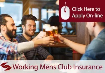 working men's clubs insurance