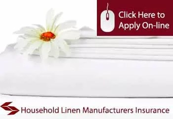 household linen manufacturers liability insurance