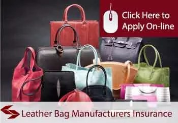 leather bag manufacturers insurance
