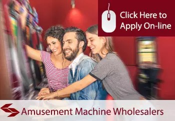 amusement machine wholesalers commercial combined insurance