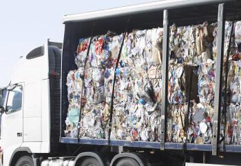 illegal waste contractors