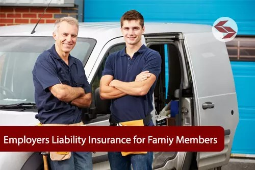 employers liability insurance for family members