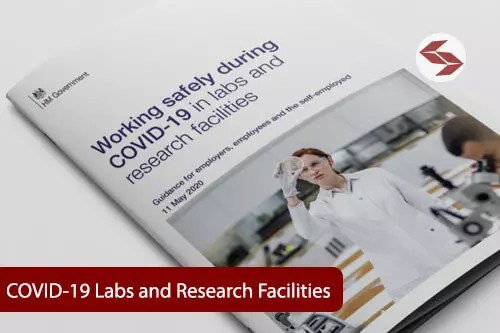 covid19 labs and research facilities
