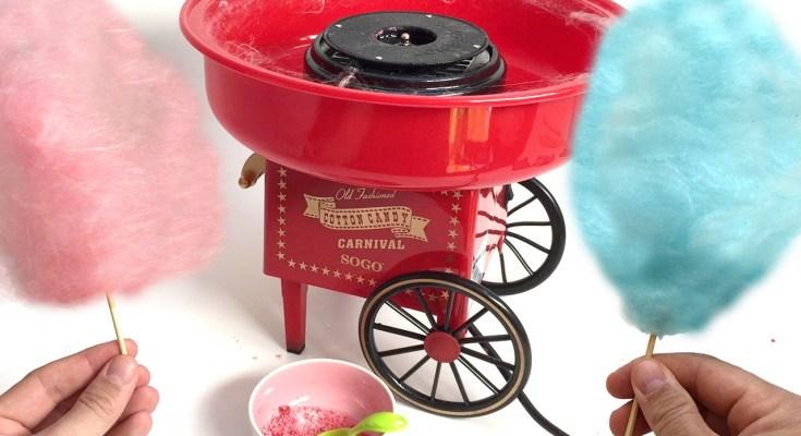 cotton candy machine black friday deals