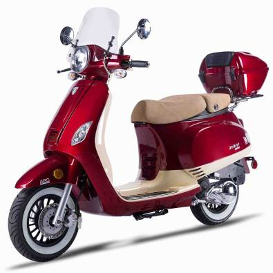 Amigo ZN150T-30A 150cc Scooter Black Friday Deal 2019