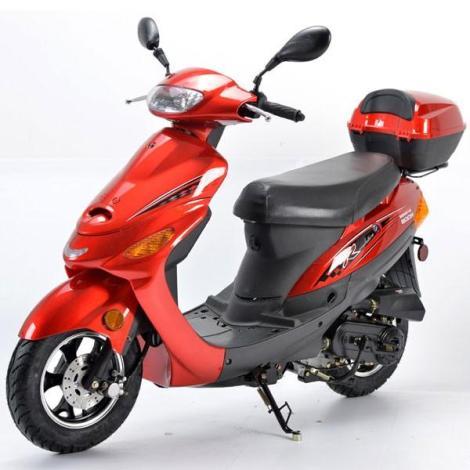 Boom QT-9A 49cc Scooter Black Friday Deal 2019