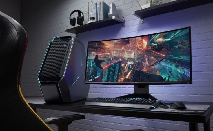 Dell Alienware AW3418DW Black Friday Deal