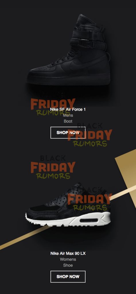 d56688ff03e7 Nike Black Friday Sale 2018
