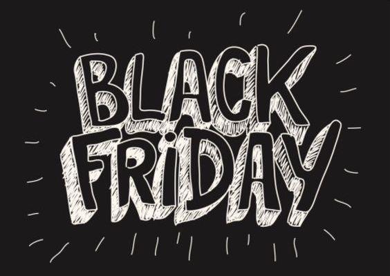 Black friday – Stor oversikt over alle de BESTE tilbudene