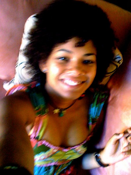 Letty In The Dominican Republic Natural Hair Style Icon