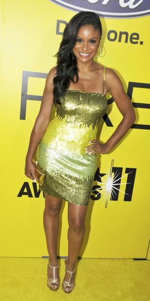 Actress Joyful Drake Natural Hair Style Icon Black