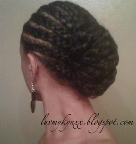 Awe Inspiring 7 Ways To Rock Cornrows Amp Flat Twists Black Girl With Long Hair Hairstyles For Men Maxibearus