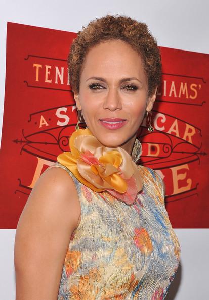 Actress Nicole Ari Parker Rocks Short Fro At Broadway