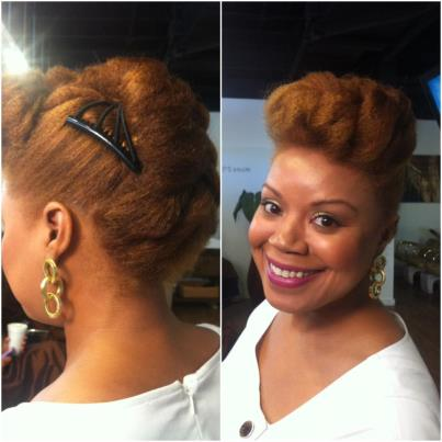 easy styles for natural hair tamika 3c hair style icon black with 1978 | photo 31