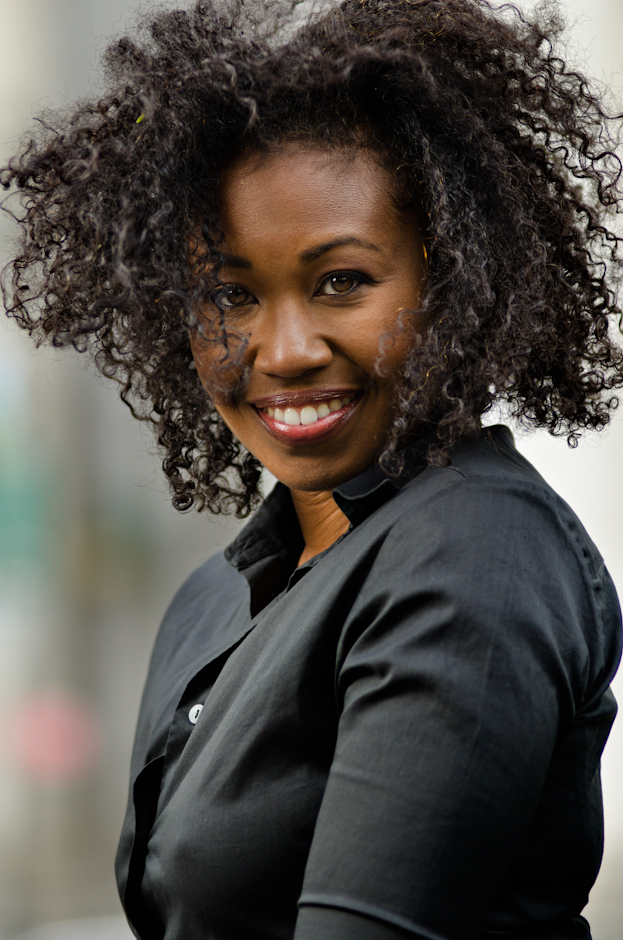 Black Actress Long Natural Hair