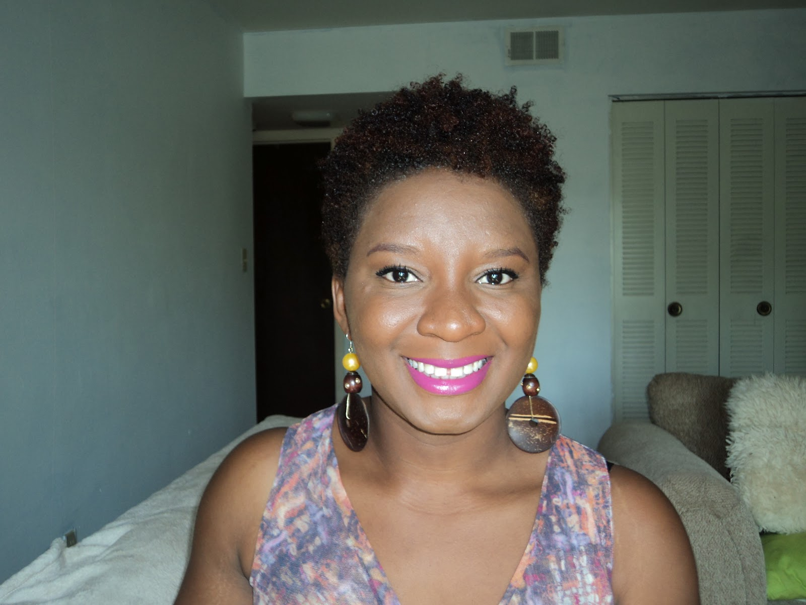 Style Natural Hair: I Abandoned Protective Styling So I Could Have More Fun