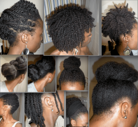 natural 4c hair styles does 4c hair limited styling black 8603 | diffstyles