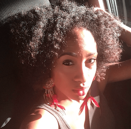 Taasha 4b Natural Hair Style Icon Black Girl With