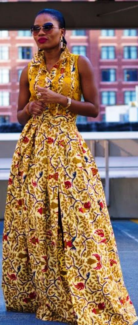 1000 Images About African Print 2 Piece Outfit On: 50 Fabulous Modern Ways To Wear African Fabric