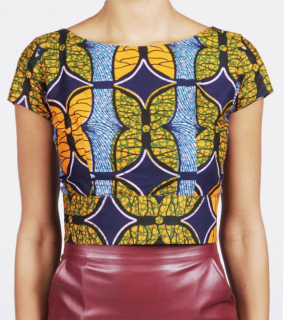 50 Fabulous Modern Ways To Wear African Fabric Black