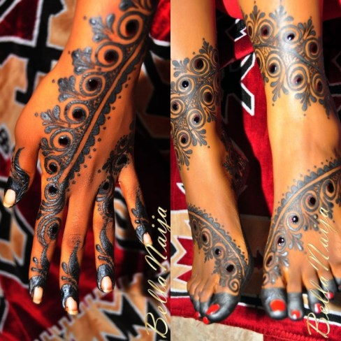 25 Stunning Images Of Traditional Kenyan And Nigerian