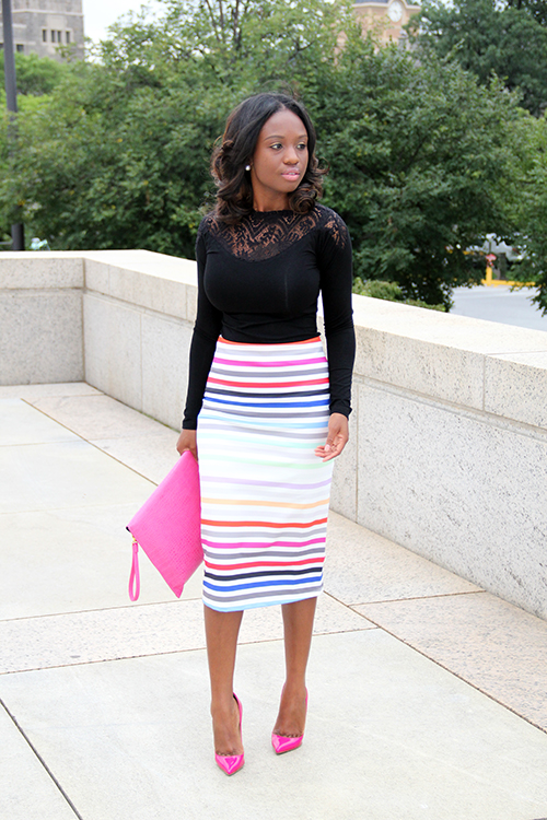 For Skinny Black Girls 15 Slender Style Bloggers Who Kill