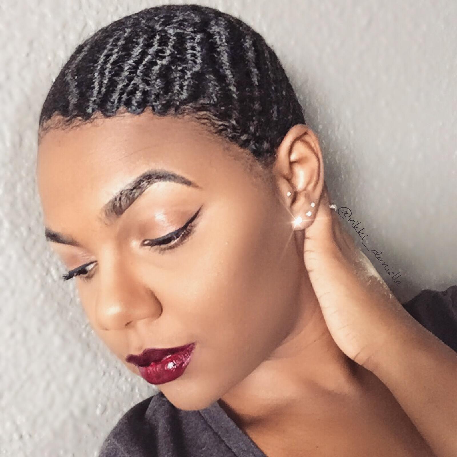 Rikki Danielle From Kansas City 3c 4a Natural Hair Icon