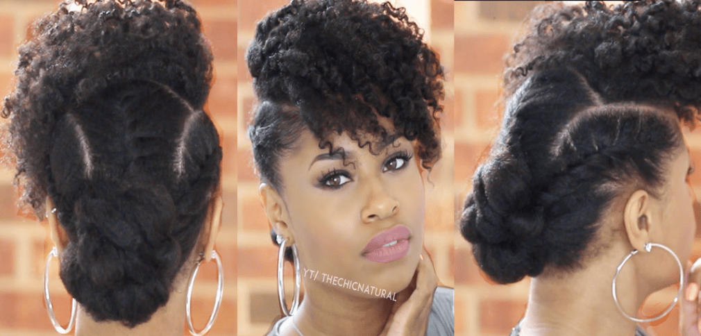 4 Chic Back To School Styles For Natural Hair Black Girl