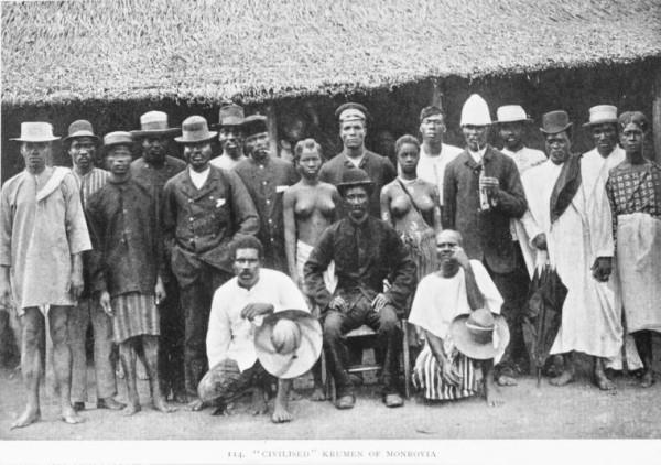 kru people monrovia