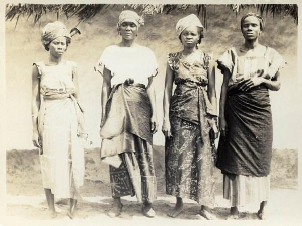 kru women