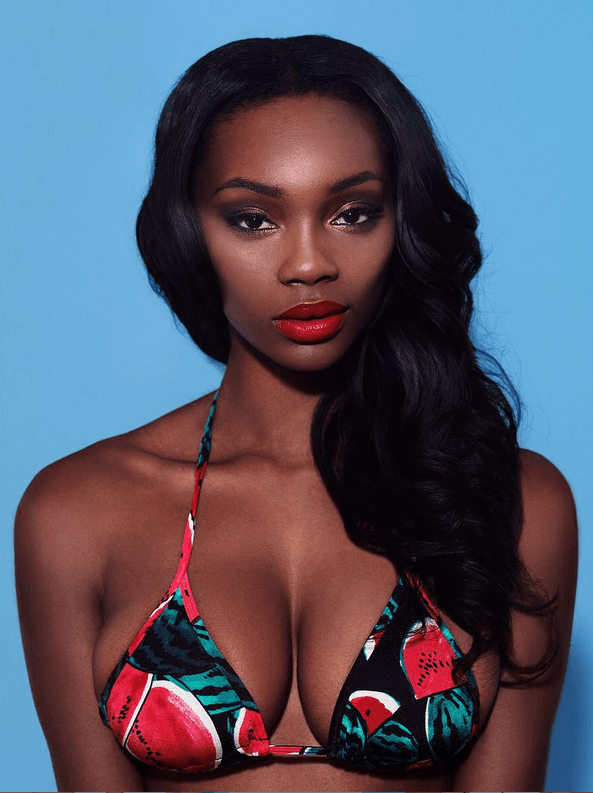 CHASITY SAMONE PHOTOGRAPHED BY CHANDLER EASLEY