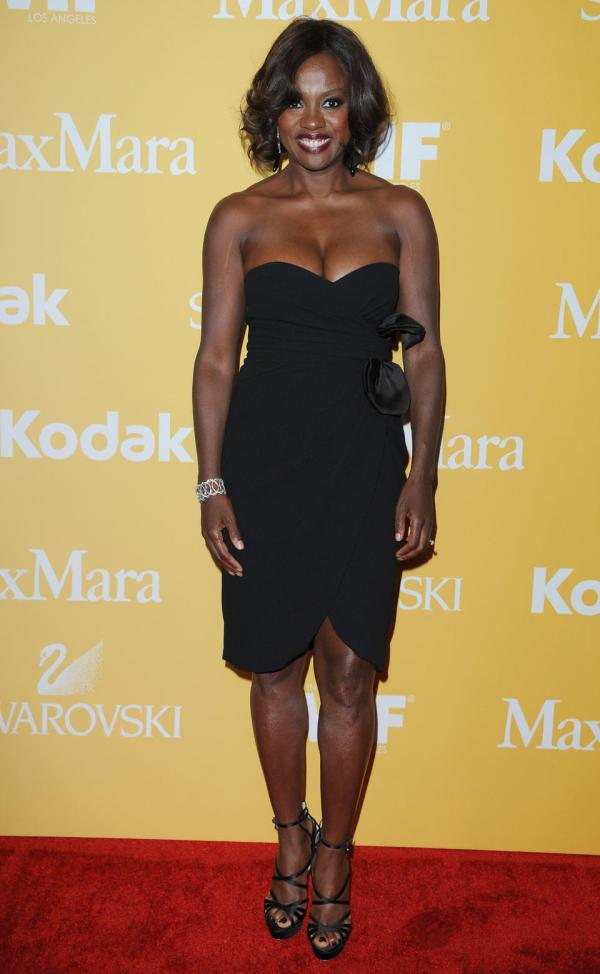 How Does Viola Davis Style Her Natural Hair