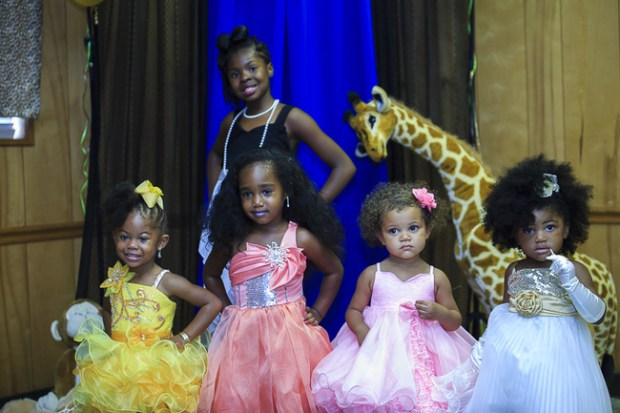 20 Pictures From The Georgia Beauty Pageant For Girls With