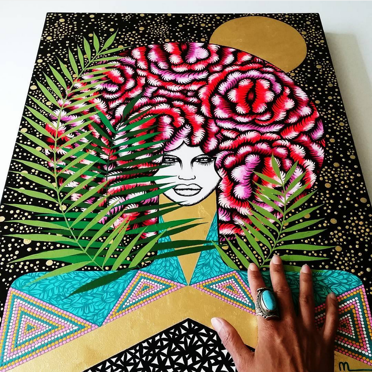 Visual Artist: 21 Fascinating Pieces Of Visual Art By Black Women