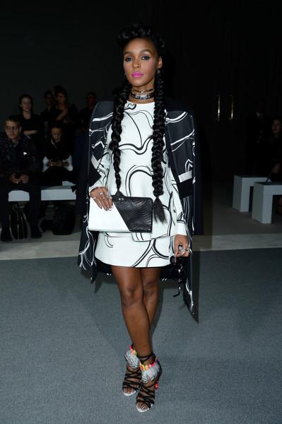 Janelle Monaes Paris Fashion Week Style Had Jaws Dropping BGLH Marketplace
