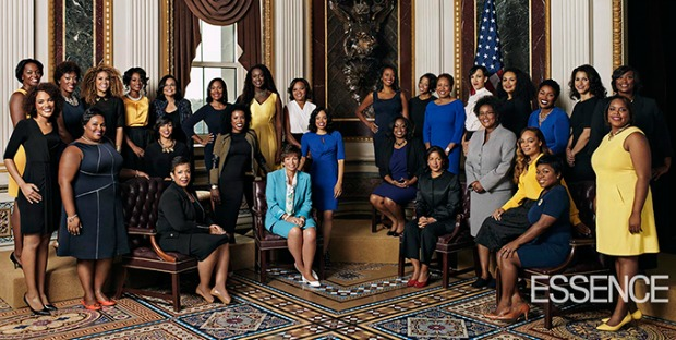 These Are the 29 Black Women Who Help Run the White House