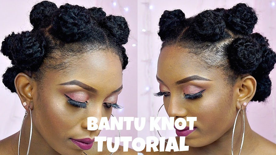 10 Beautiful 4C Natural Hairstyles For The Fall