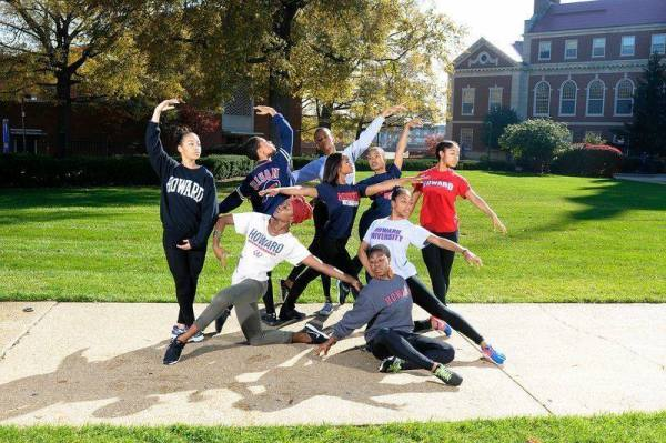The Howard University Dance Arts program