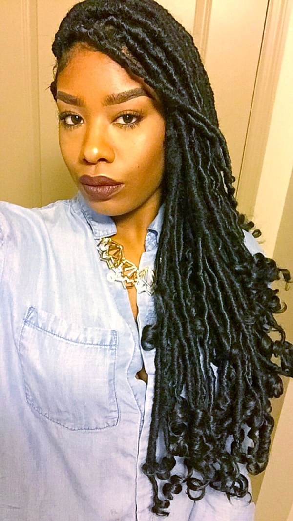 11 Women Rocking Goddess Locs, Summer 2016?s Trending Style + How to ...