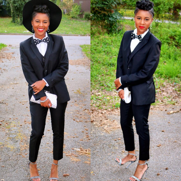 7 Black Girls Who Wore Suits to Prom and SLAYED | Black Girl with