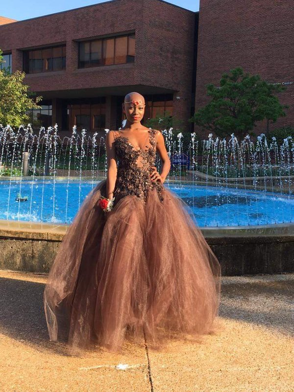 30 Black Girls Who Slayed Prom 2016 Black Girl With Long