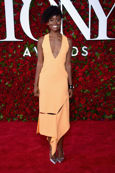 Denee Benton at the 2016 Tony Awards